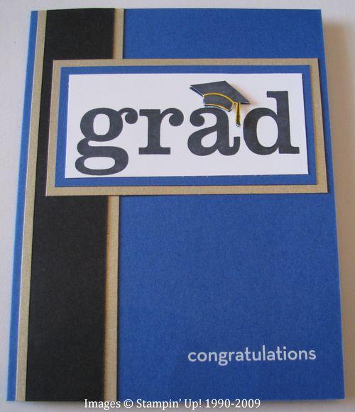 Graduation Card Congratulations