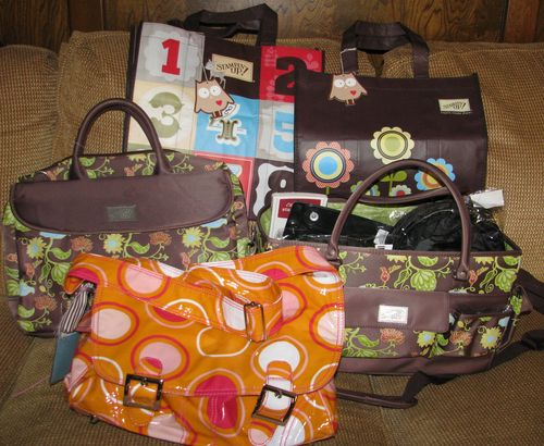 Stampin' Up! Convention Bags