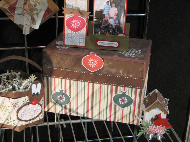 Stampin' Up! Christmas Box