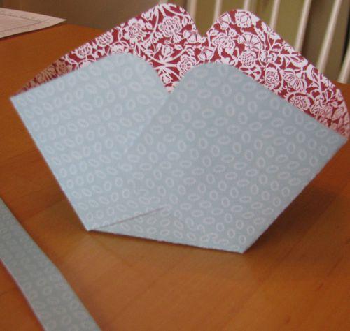 Folded Easter Basket