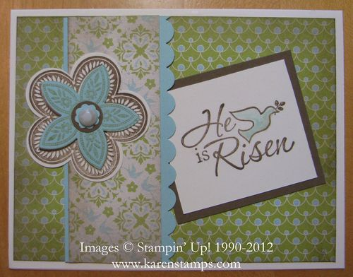 He Is Risen Easter Card