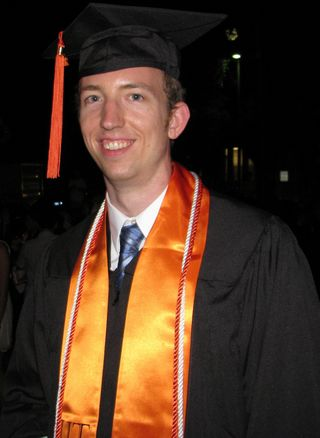 Steven graduation