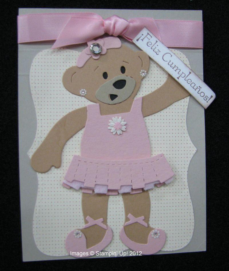 Build-A-Bear Birthday Girl