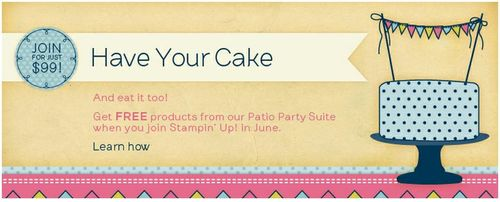 SU Have Your Cake Recruit Promotion June 2012