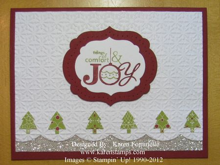 Merry Minis Christmas Card