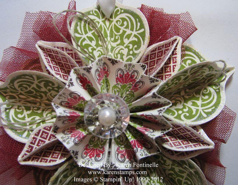Ornament Keepsakes Christmas Ornament Front