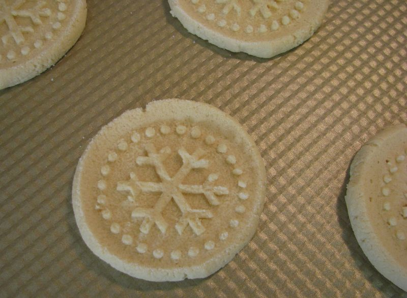 Sweet Pressed Cookie Stamp one