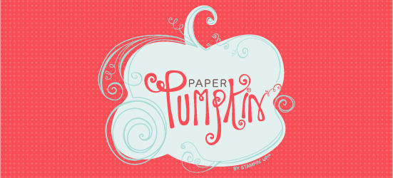 SU Paper Pumpkin Logo