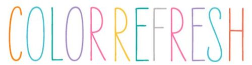 Color Refresh Logo