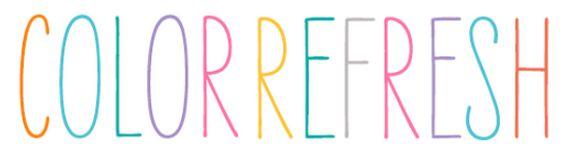 Color Refresh Logo