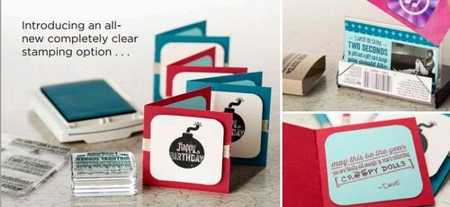 New Photopolymer Stamp Set