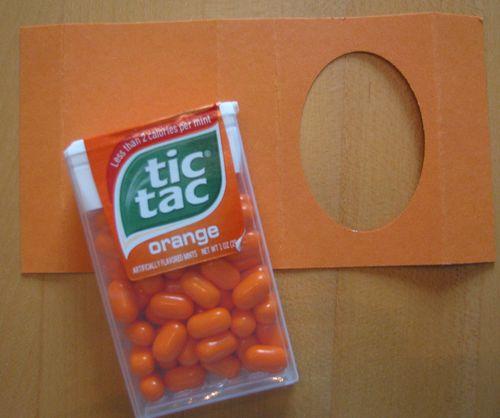 Tic Tac Pumpkin Folds
